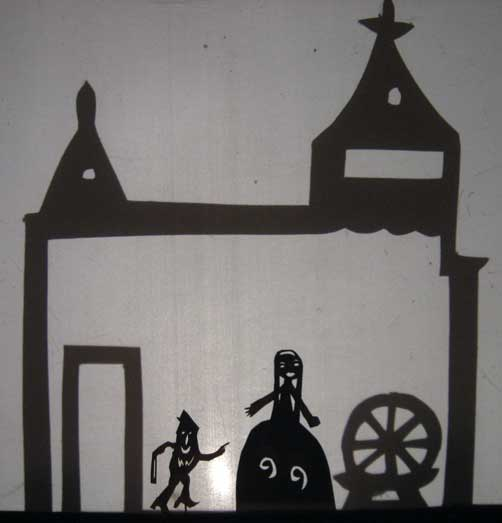 Shadow Puppet Workshop
